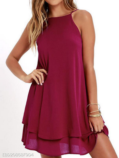 https://www.berrylook.com/en/Products/spaghetti-strap-asymmetric-hem-plain-shift-dress-209674.html?color=claret_red