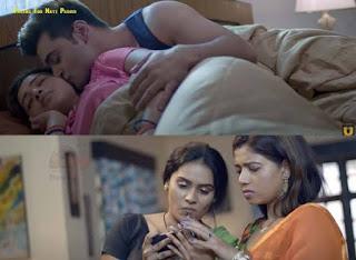Filmyhit : Palangtod Naye Padosi Ullu Latest Web Series Full Episode Download or Watch Online HD 720p
