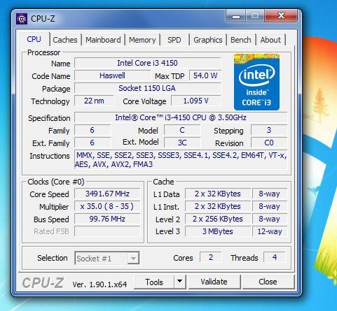 2. CPU-Z