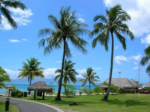 Бора, туризм, отдых, острова