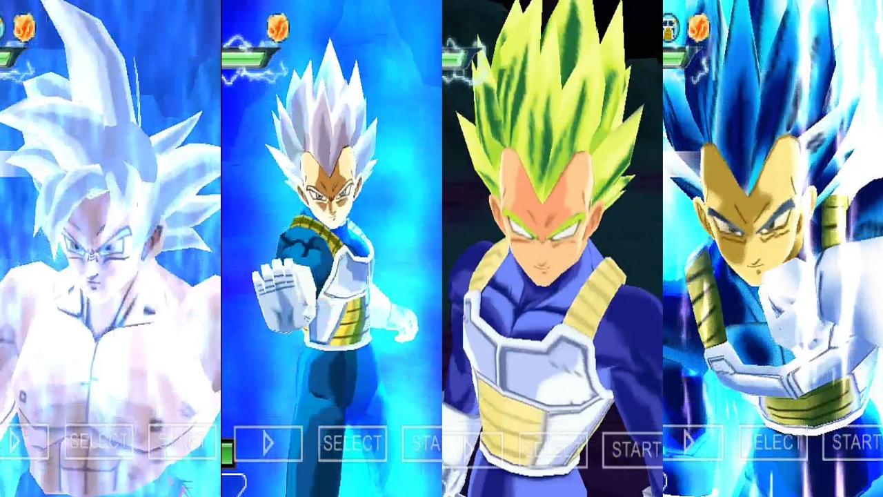 Dragon Ball Super Goku And Vegeta