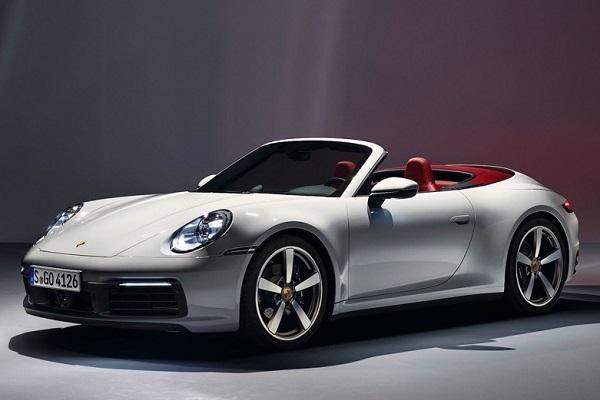 Porsche 911 Carrera Cabrio 992