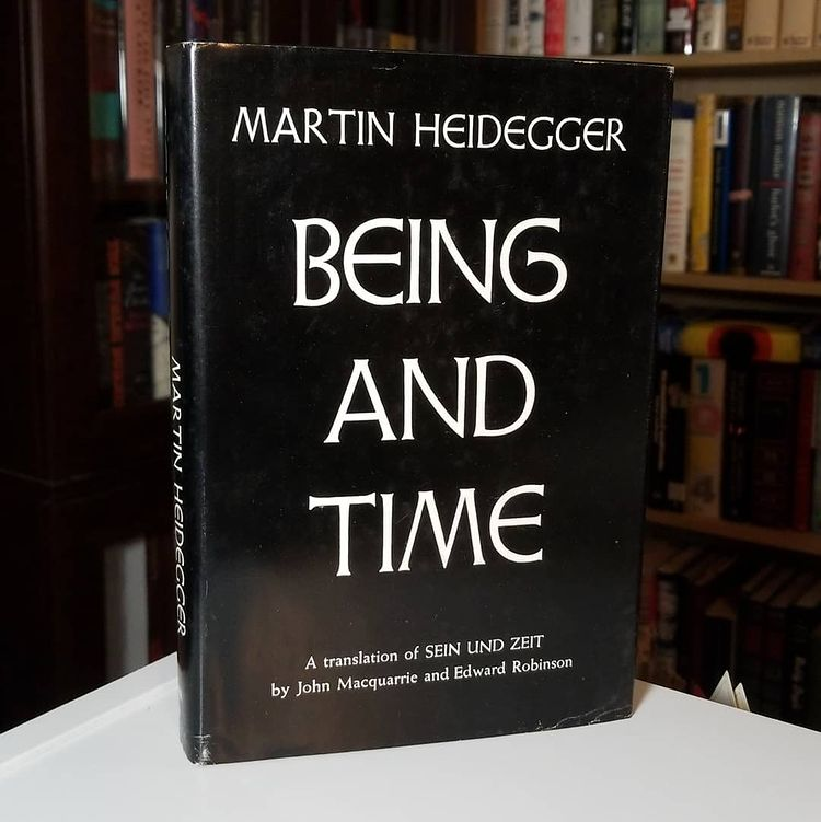 Review Buku : Being and Time