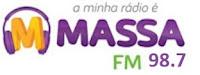 Rádio Massa FM 98,7 de Castanheira MT