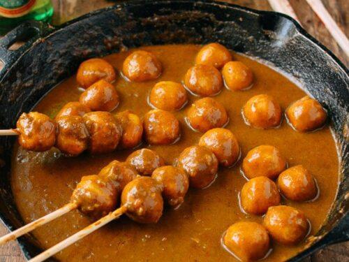 curry fish balls hong kong
