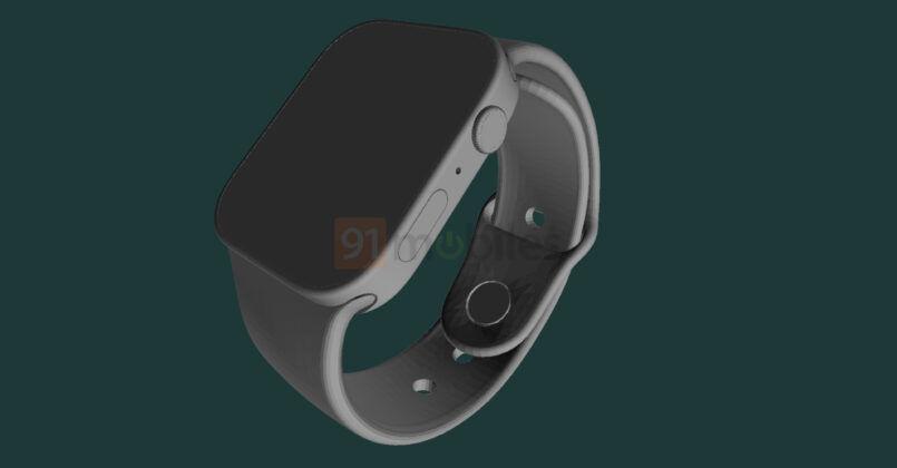 Questo è Apple Watch 7