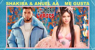 Me Gusta By Shakira - Lyrics