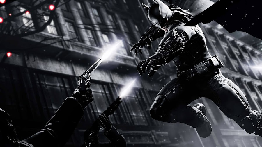 batman arkham origins the dark knight
