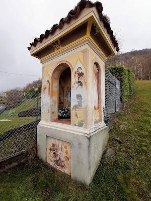Sant'Eusebio e la Madonna di Oropa