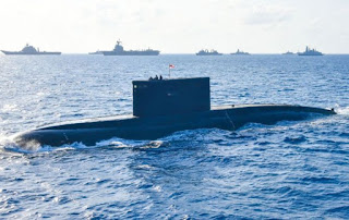 DAC approved Rs 43000 cr RFP to Construct Submarines