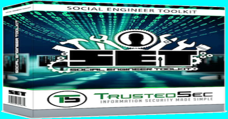 SET : The Social-Engineer Toolkit Repository From TrustedSec