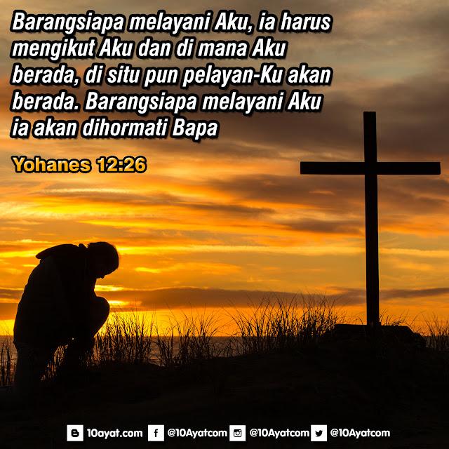 Yohanes 12:26