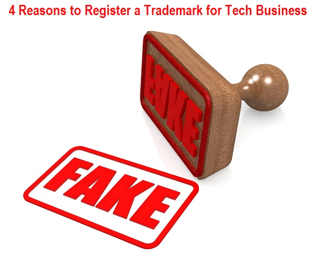 Register a Trademark for Tech Brand