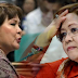 Fearless Response Of Sandra Cam When De Lima Was Irked By Her During Senate Hearing