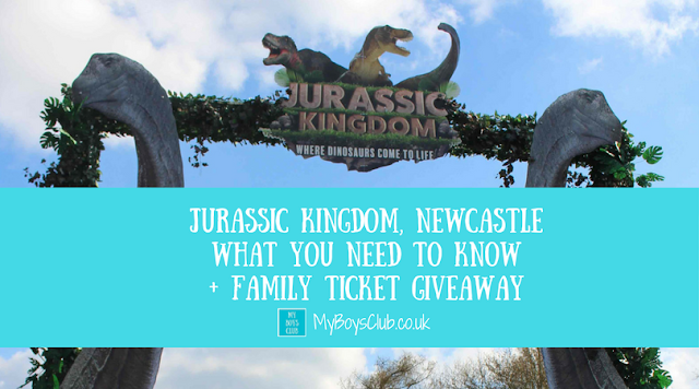 Jurassic Kingdom, Newcastle – What you need to know