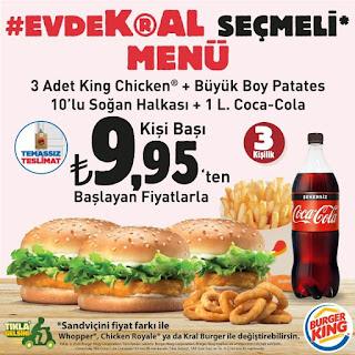 burger king ramazan 2020 iftar menü fiyat ve kamapnayaları  burger sipariş burger menü