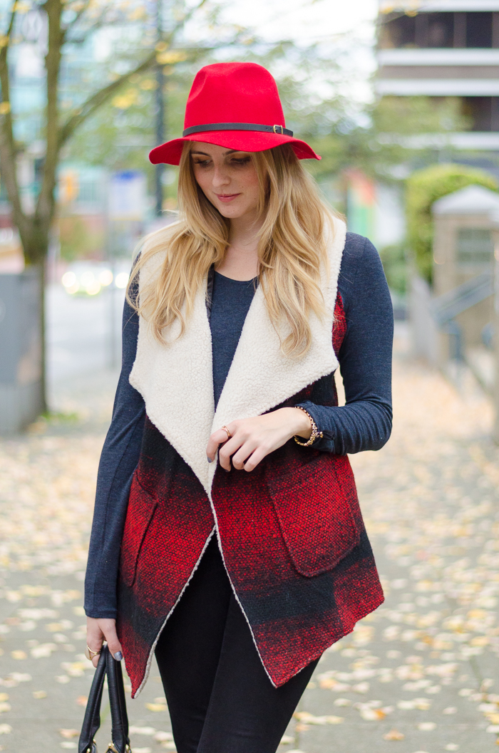 Stylish Winter Layering