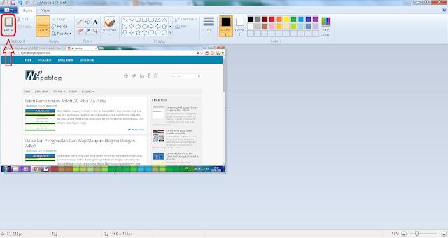 Cara Mengambil Screenshot Lenovo G470