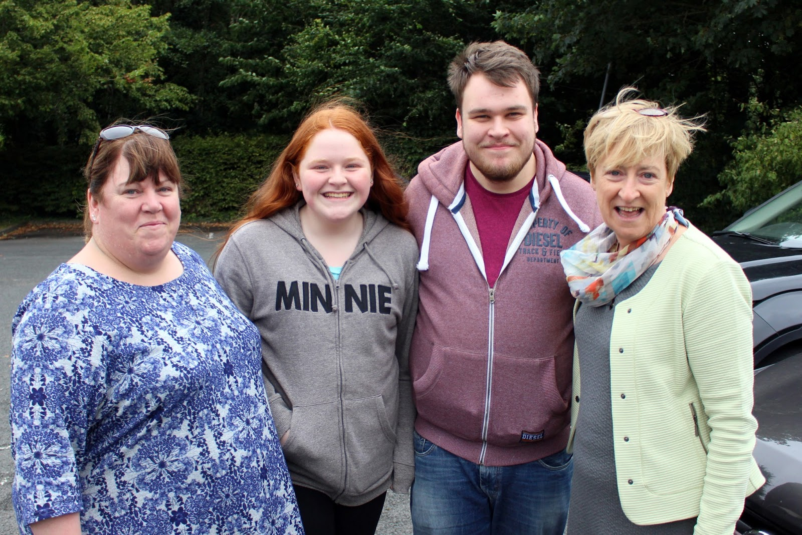 Congratulations to Leaving Cert students