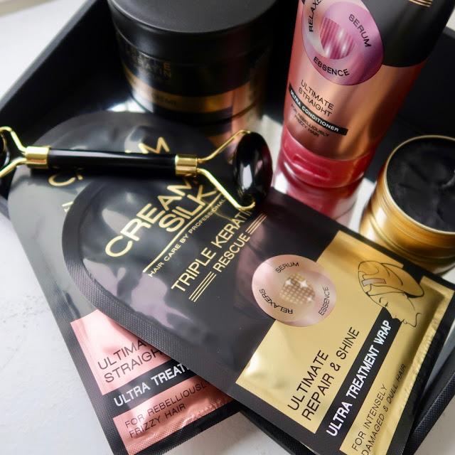 Creamsilk Triple Keratin Ultimate Treatment Hair Wrap review morena filipina blog