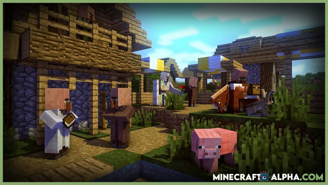 Top 5 Best Minecraft 1.17 Seeds For Blacksmith (mcpe supported)