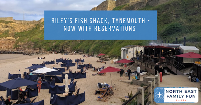 Riley's Fish Shack, Tynemouth - Now With Reservations