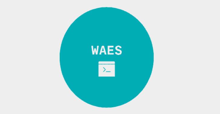 WAES : Web Auto Enum & Scanner