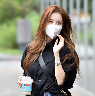 SNSD Seohyun Knowing Brothers Filming