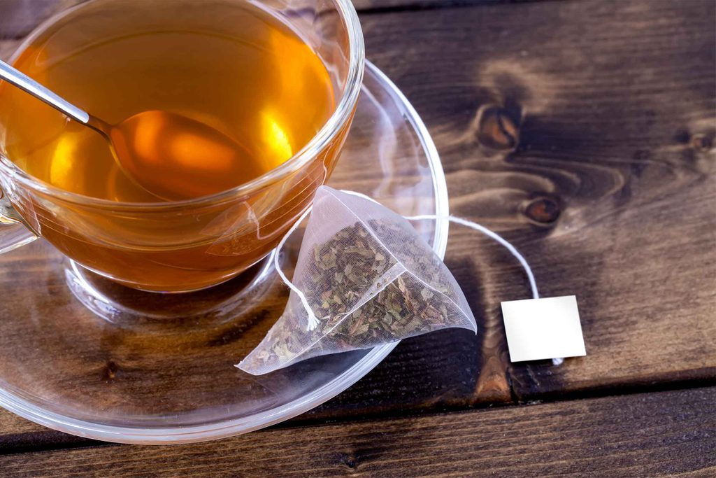 Beba chá verde diariamente