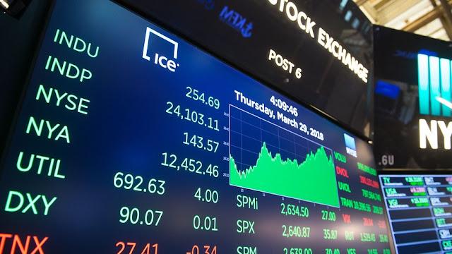 Mercados suben