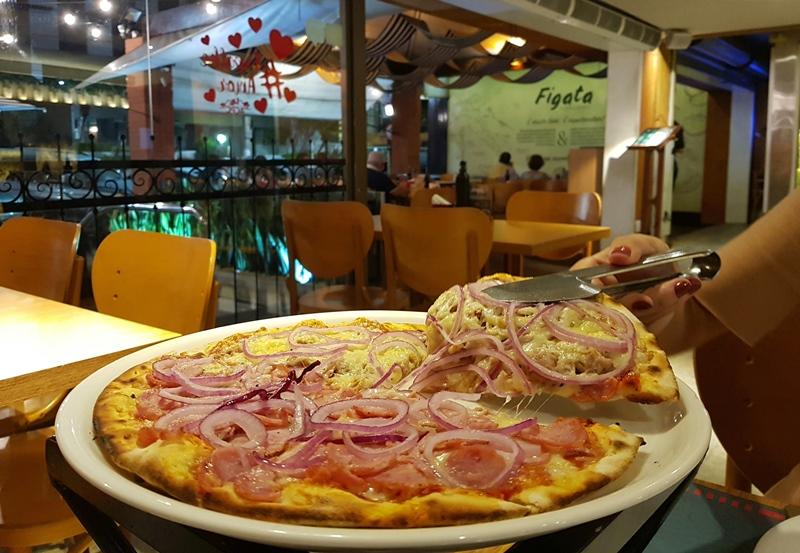 Onde comer em Vitória, pizzas