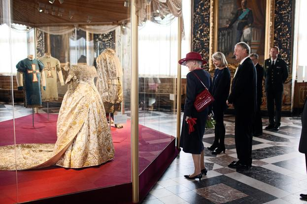 The exhibition tells the fascinating story of Christian Frederik as chosen constitutional king and 25 years later as the last absolute king (Christian VIII) of Denmark.""