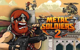 Metal Soldiers 2 V1.0.2  MOD Apk
