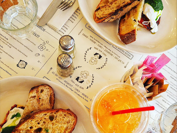9 Amazing Places We Ate At In New York City