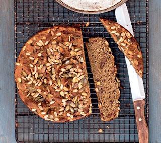 Seedy Date Soda Bread Recipe