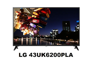 LG 43UK6200PLA TV - consumer opinion
