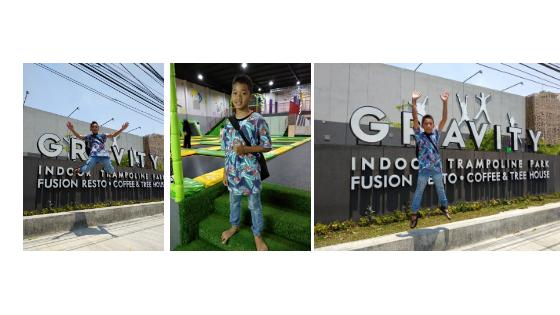 Gravity Indoor Trampoline Park Semarang