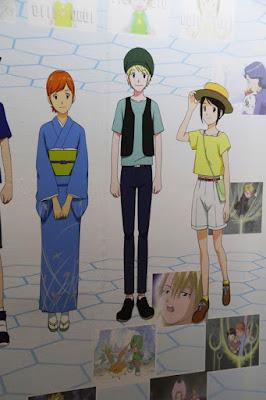 """Anime: Revelados los diseños de la próxima película de Digimon Adventure """"Gekijō-ban Digimon Adventure"""""""
