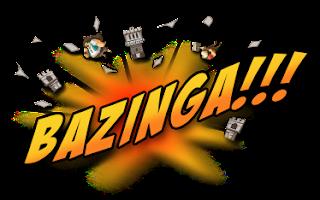IMAGEM DO BOTÃO BAZINGA