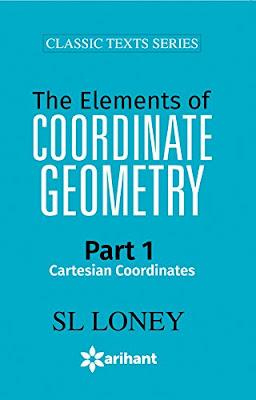 Coordinate Geometry (S. L. Loney)