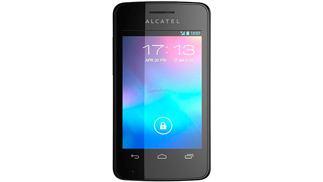 firmware - rom stock Alcatel OT Pixi 4007A