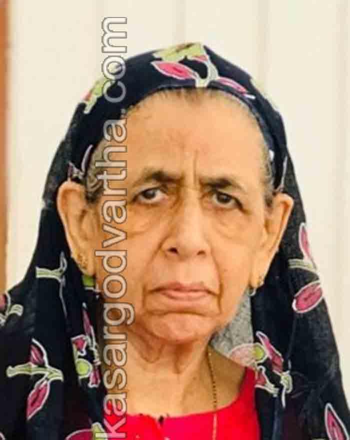 CK Zuhra of Chemnad passed away