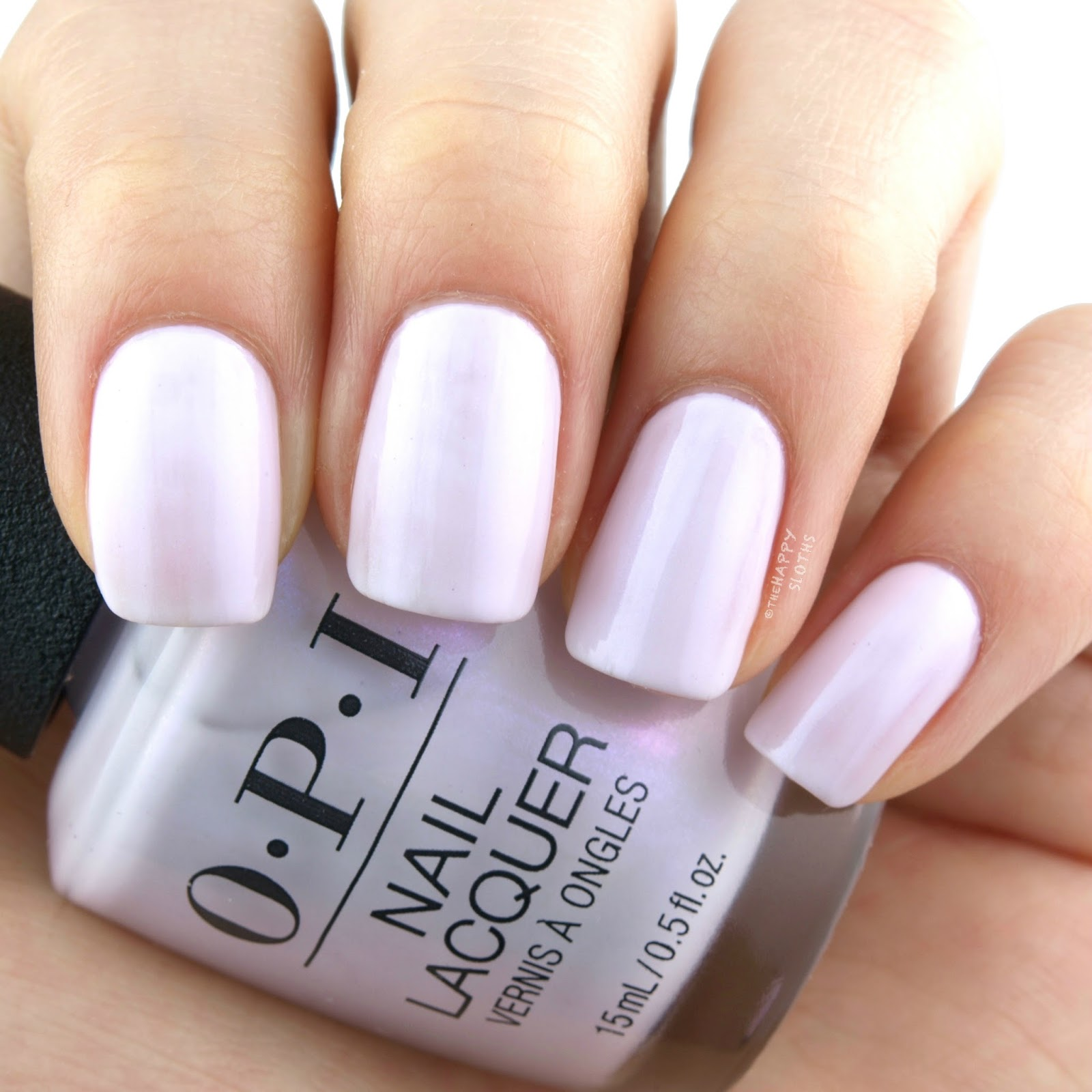 OPI Grease Collection | Frenchie Likes To Kiss?: Review and Swatches