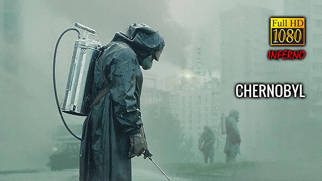 Chernobyl 2019 Bluray-Rip 1080p Latino-Castellano-Inglés (SERIE-TV)