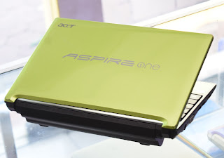 Jual Acer Aspire One 522 ( AMD C-50 ) Second Malang
