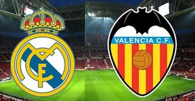 تطبيق مشاهدة مباراة ريال مدريد و فالنسيا