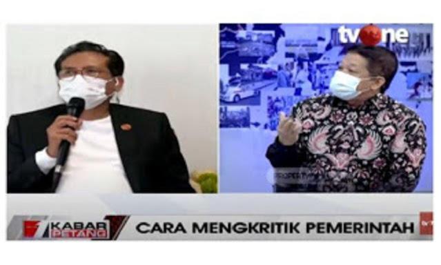 Ungkit Momen Bersama Fadjroel saat Kritik SBY, Effendi Gazali: Kalau Masa Ini Diperiksa Polisi Gak?