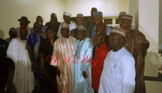 Photos As PDP Presidential Aspirants Meet, Reject Consensus