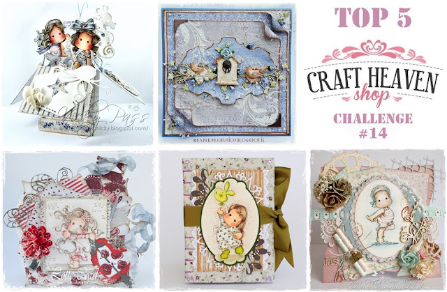 Craft Heaven Inspiration Blog - #14