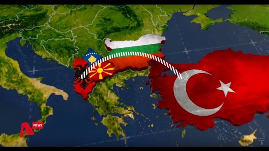 Το ισλαμικό τόξο και η φυσική σύμμαχος της Ελλάδος